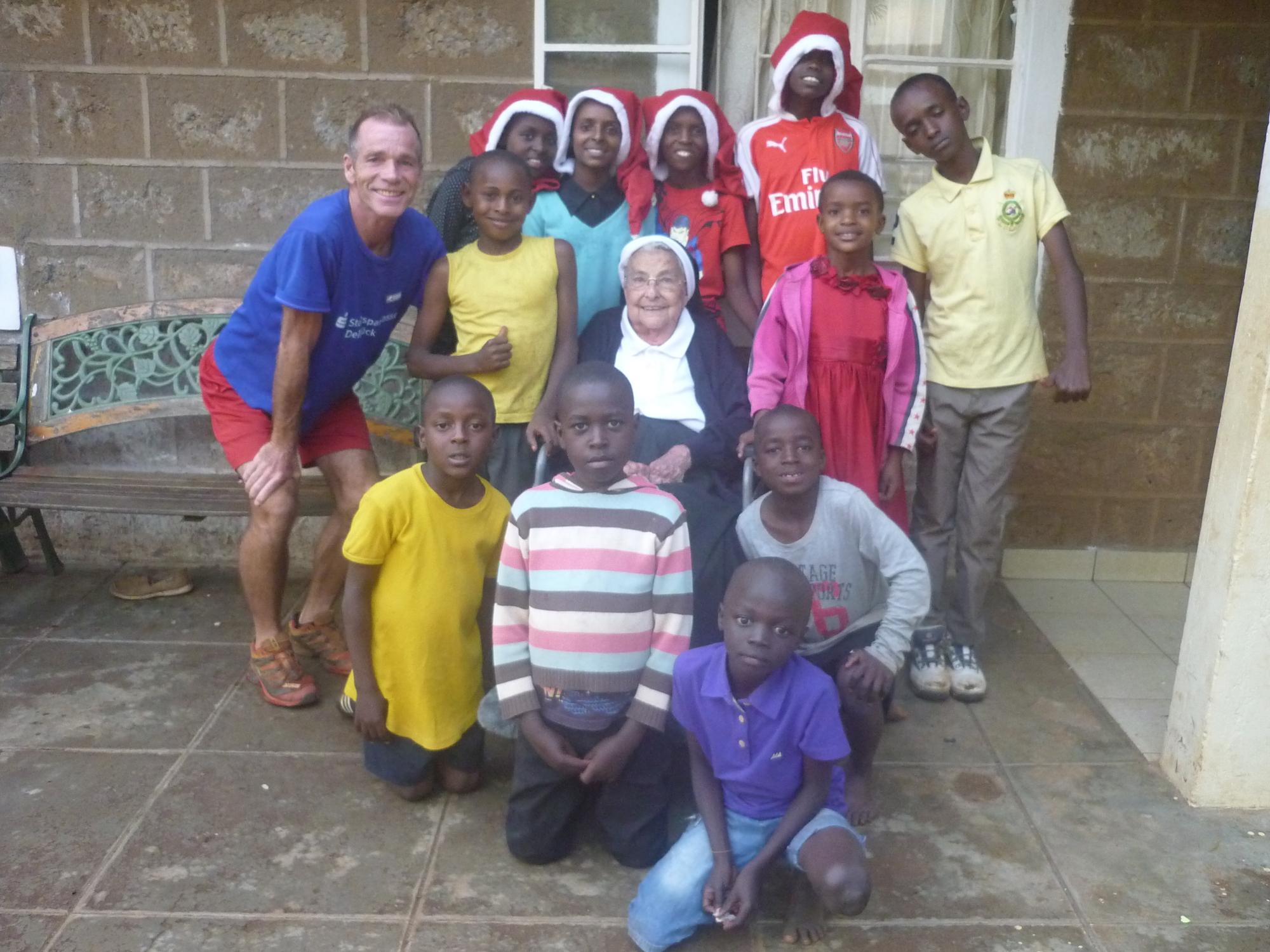 MissionThika - Sr. Luise Radlmeier and Kids